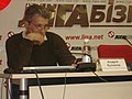Writing About Charity Wikicontest Award Ceremony by Kharkivian 01.jpg