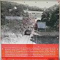 Wuppertal, NBT, historische Fotos im Wartehäuschen des Hp. Dorp, Bild 3.jpg