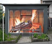 Wuppertal, Trafo-Station Wittener Str. 301.jpg