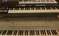 Wurlitzer 112, Hammond XK-2, & roll-up KBD @ Sarlacc Studios.jpg