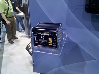 Steam Machine (hardware platform) - Image: Xi 3 modular computer ces 2011