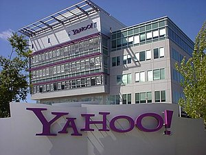 Yahoo! - Yahoo headquarters in 2001