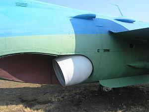 Yakovlev Yak-38 in Togliatti Technical Museum - 4156.JPG