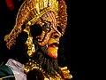 Yakshagana Performance at NINASAM (India Theatre Forum Stuyd Tour May 2013) (8764153642).jpg