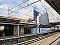 Yamanashishi Station platform 201906-2.jpg