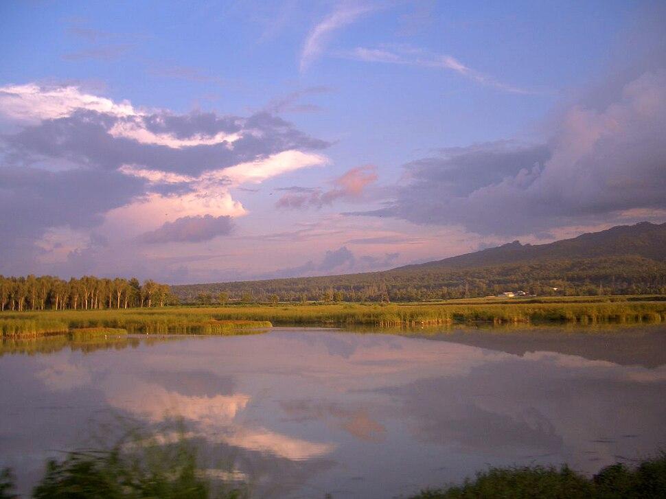 Yamuna river near the Himalayas