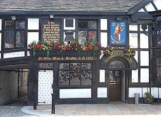 Bolton - Ye Olde Man & Scythe