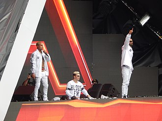 Yellow Claw (DJs) - Yellow Claw at the Spring Awakening in 2015