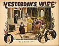 Yesterday's Wife lobby card.jpg