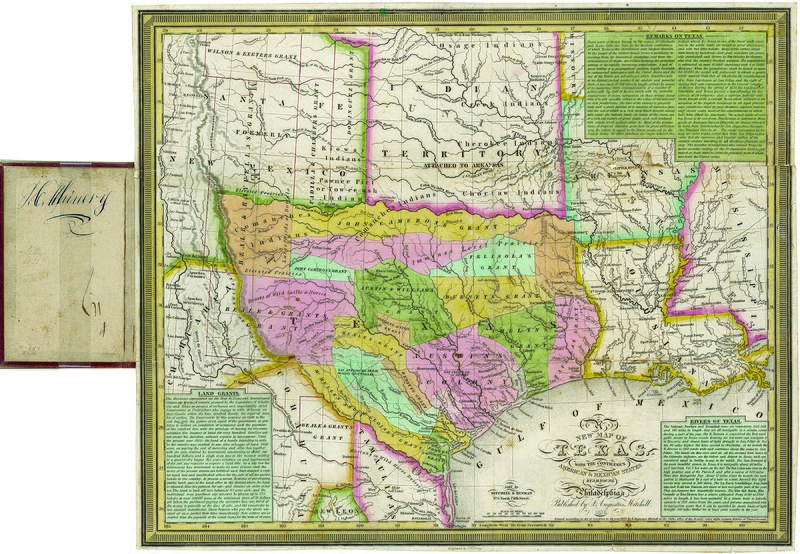 Map Of Texas 1836.File Young Mitchell A New Map Of Texas 1836 Uta Jpg Wikimedia