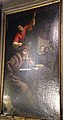 Zanobi rosi su disegno di cristofano allori, michelangelo in meditazione poetica, 1621-22.JPG
