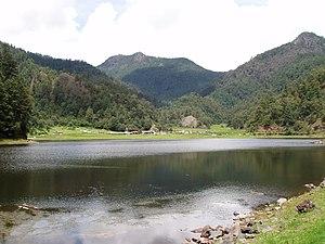 Lagunas de Zempoala National Park - Image: Zempoala Lake National Park Mexico