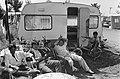 Zigeuners, caravans, Utrecht (prov), Utrecht (stad), Bestanddeelnr 932-6494.jpg