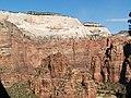 Zion Hidden Canyon View.JPG