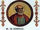 Zosimus -  Bild