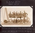 """84 C.T.S. R.F.C. Football Team, Texas, 1917-18"" (3549272270).jpg"