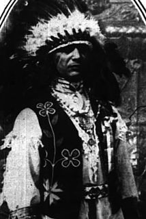 Nipo T. Strongheart actor, Native American technical advisor on Hollywood films