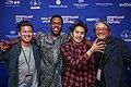 """Gook"" creative team at Montclair Film Festival 2017, NJ.jpg"