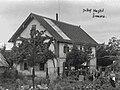 """""""Končkova"""" hiša gospodarja Jožefa Nagliča leta 1915.jpg"""