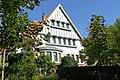 """""""Les Dauphins"""", gekoppelde villa, Poolspad 5, 't Zoute (Knokke-Heist).JPG"""