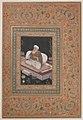 """Portrait of Shaikh Hasan Chishti"", Folio from the Shah Jahan Album MET sf55-121-10-26a.jpg"