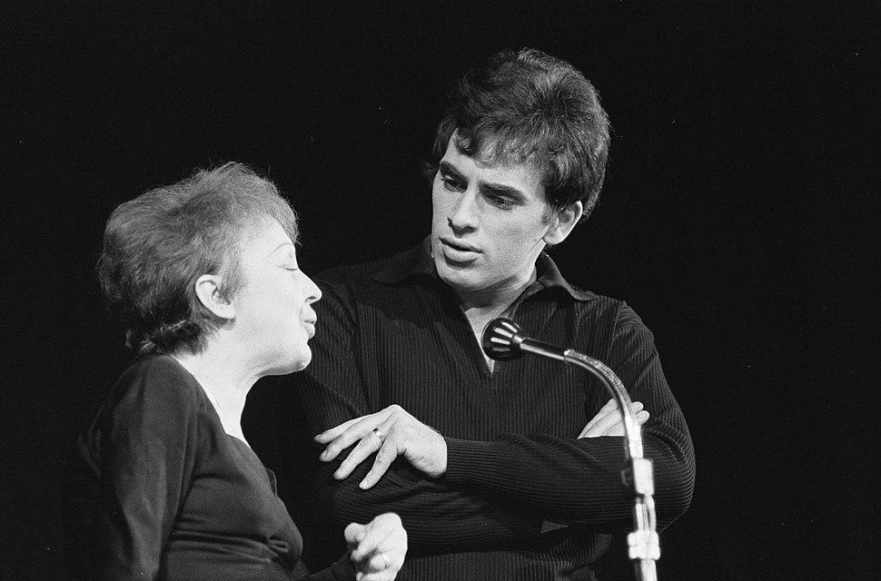Édith Piaf & Theo Sarapo 914-6437