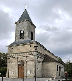 Église St Germain Auxerrois - Romainville (FR93) - 2020-10-17 - 8.jpg