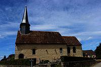 Église de Cerisé - 2015.jpg