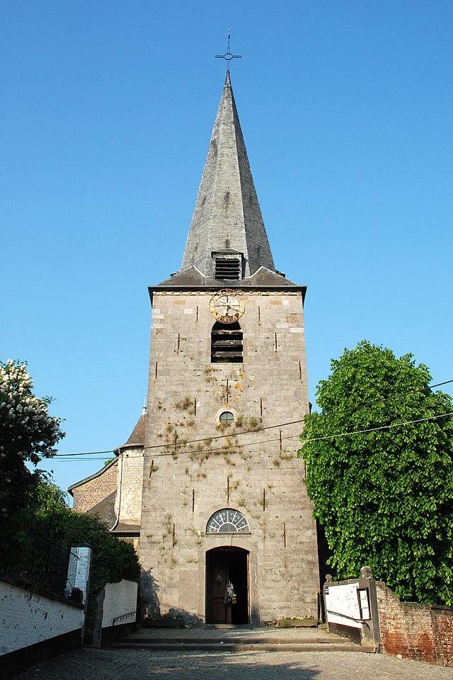 église étienne de court étienne wikiwand