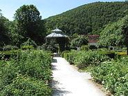 Österreich, Stubenberg am See, Schloss Herberstein, Barockgarten, 0504