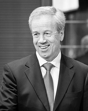 Øystein Olsen (economist) - Øystein Olsen, Central Bank Governor