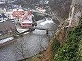 Český Krumlov, ostrov od zámku.jpg