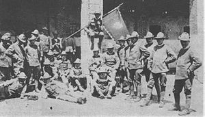 Czechoslovak Legion in Italy - Czechoslovak Legions in Italy