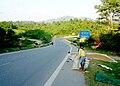 Điểm vượt đường 9 của đường mòn Hồ Chí Minh.JPG