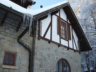Rudnik (mountain) - Typical Serbian (Balkan) architecture in the mountains