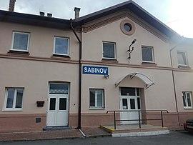 3b1ad8d28 Železničná stanica v Sabinove po rekonštrukcií v roku 2017