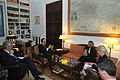 Συνάντηση ΥΠΕΞ Δ. Δρούτσα και ΥΦΥΠΕΞ Σ. Κουβέλη με Επίτροπο C. Hedegaard - FM D. Droutsas and Deputy FM S. Kouvelis meets with Commissioner Hedegaard (5712373697).jpg