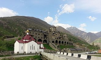 North Ossetia–Alania - Alan Dormition Monastery