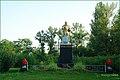 Братська могила радянських воїнів, пам'ятний знак полеглим воїнам-землякам, с. Піски.jpg