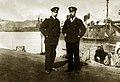 Братья Константин и Максимилиан Шульц в Порт-Артуре.jpg