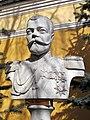Бюст Царя Николая у входа в церковь Святителя Николая - panoramio.jpg