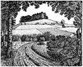 Вёска Гараватка. З альбома Галубіцкая пушча. 1923.jpg