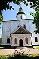 Георгіївська церква Данівського жіночого монастиря, фасад.jpg