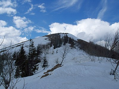 Гора Парашка, Сколівські Бескиди.JPG