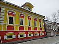 Дом жилой, улица Октябрьской революции, 16, Иркутск.jpg