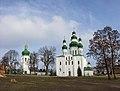 Комплекс споруд Єлецького монастиря Чернігів Березень 2016.jpg