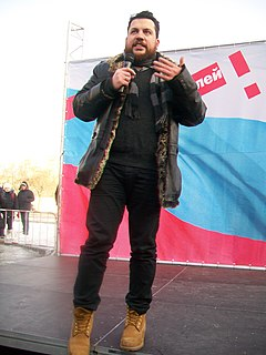 Leonid Volkov (politician) Russian politician