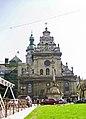 Львів - церква св.Андрія PIC 1140.JPG