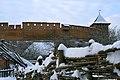Мури і Владича вежа Луцького замку.jpg