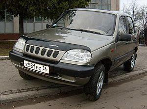 Chevrolet Niva - VAZ-2123 (1998–2002)